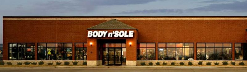 Body N' Sole Sports, Running Store of the Month
